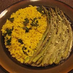 Orzo with Kale User