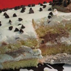 Glorious Sponge Cake TheKook