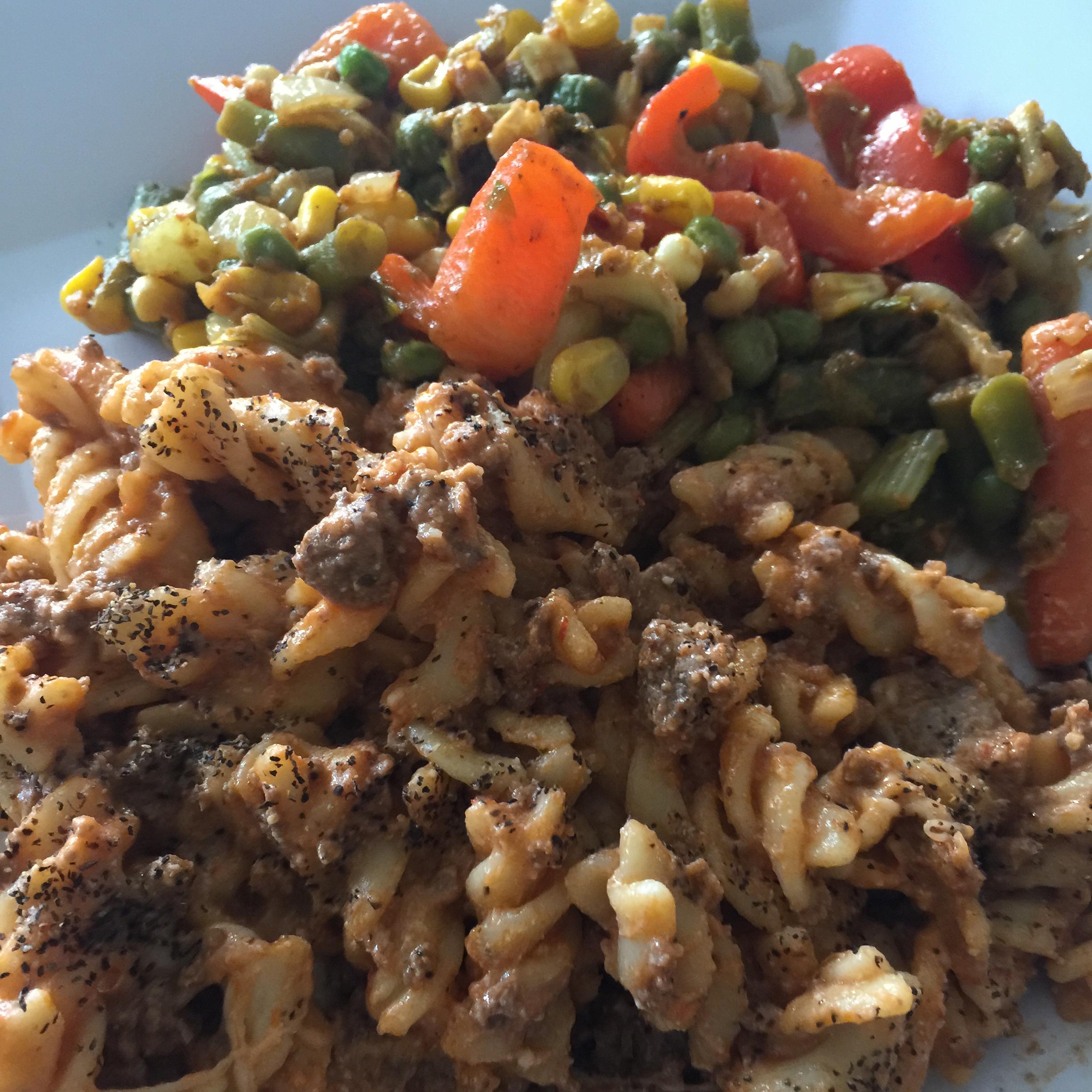 Caribbean Jerk Stir-Fry