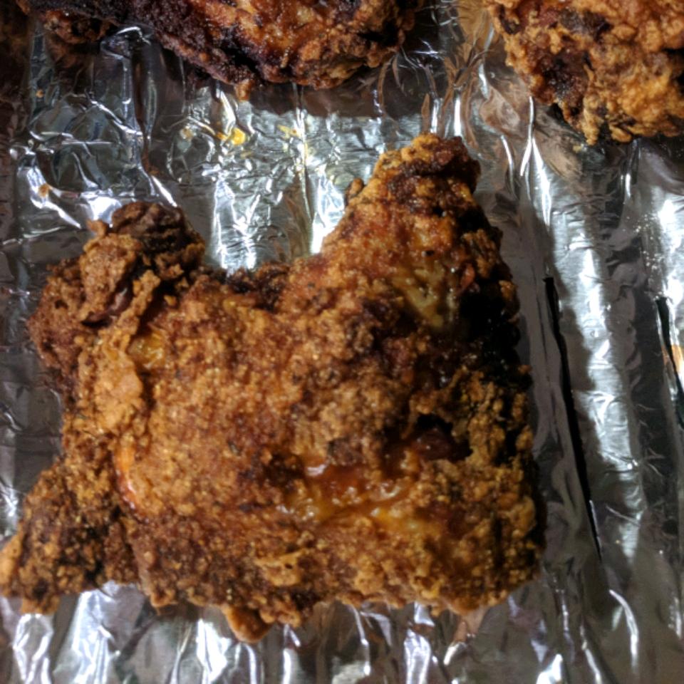 Perfect Crispy Fried Chicken joconnor228
