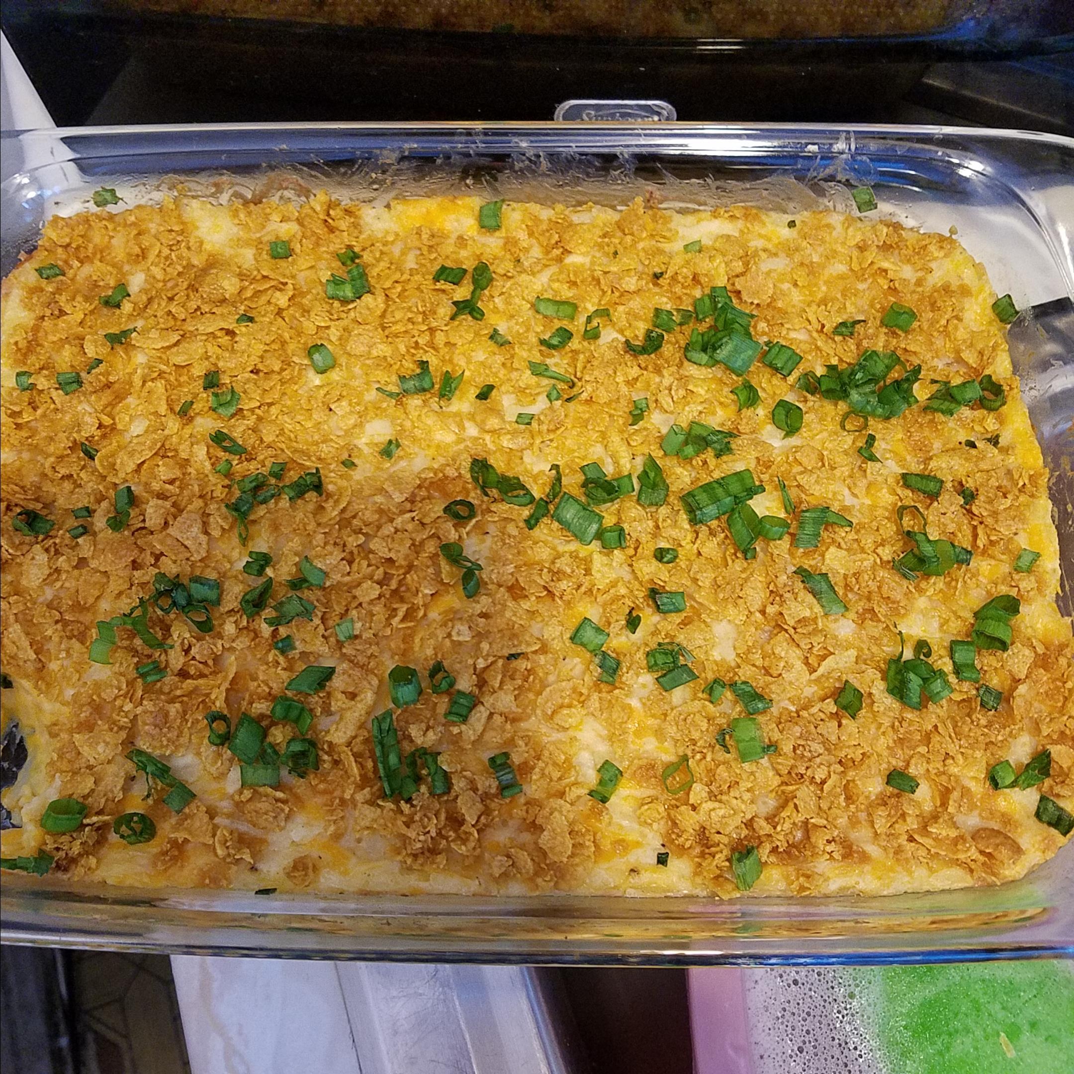 Cheesy Potato Casserole from Ore-Ida® Aisha Goodwin