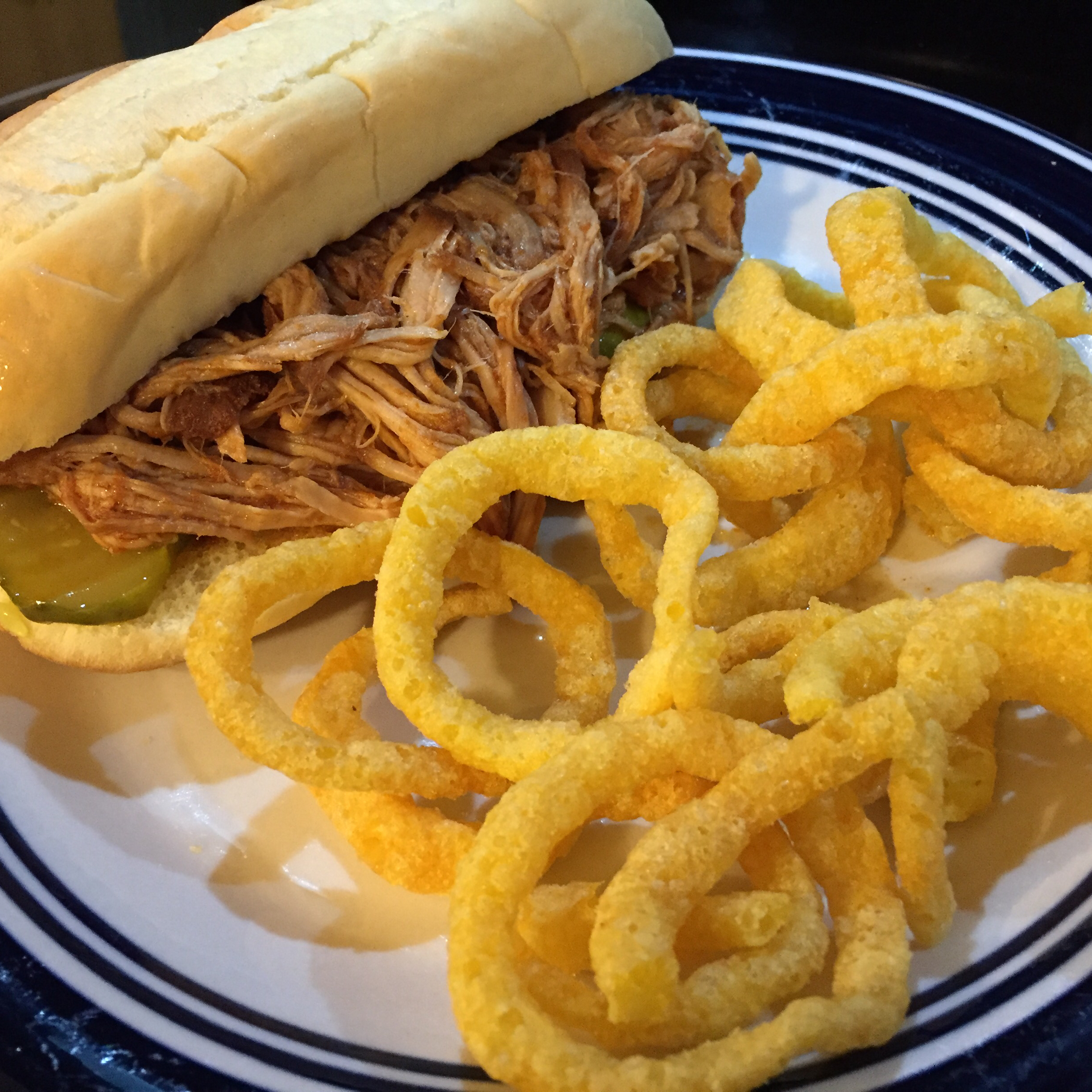 Simple Slow Cooker Pulled Pork