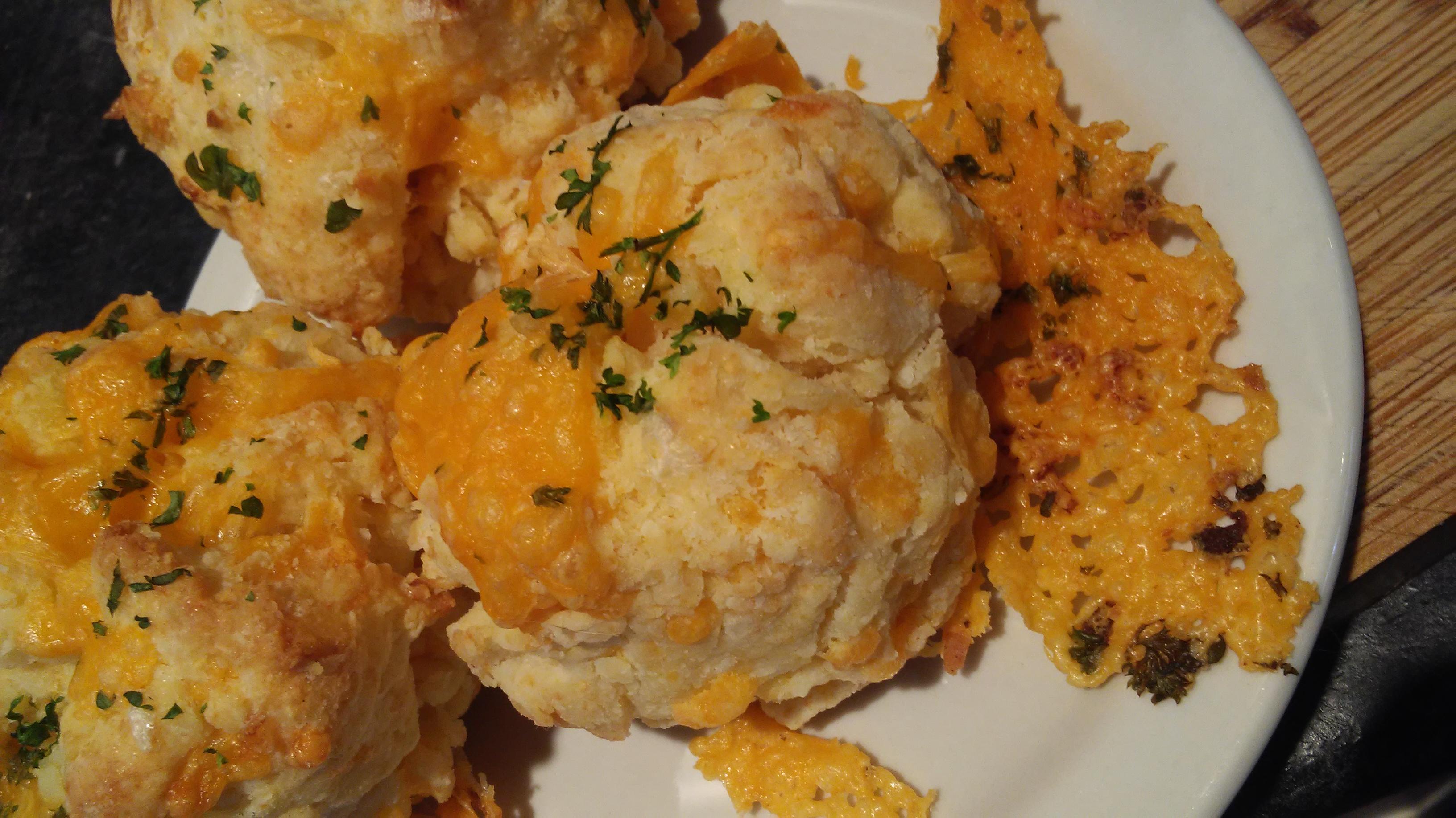Red Lobster® Cheddar Biscuits Susan Bird