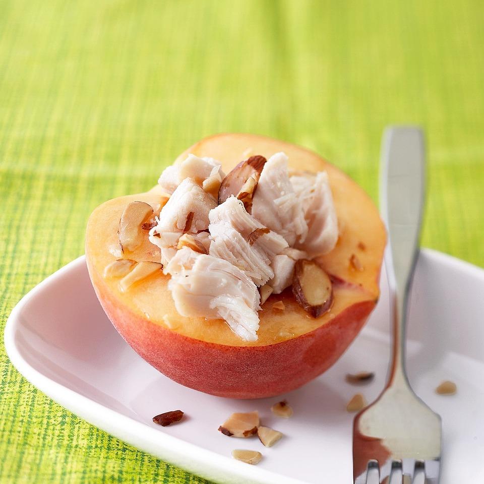 Chicken & Peach Bites Trusted Brands