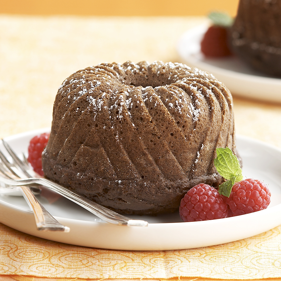 No ordinary chocolate cake, this family pleaser gets its exquisite flavor from buttermilk and two kinds of ginger.