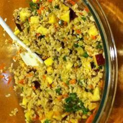 Walnut Rice Salad schocktart