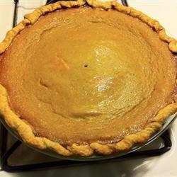 Paradise Pumpkin Pie I nikkili