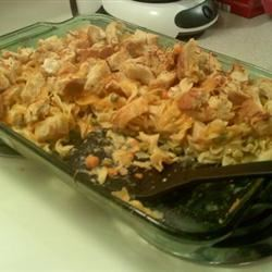 Cheap Chicken Noodle Casserole alisongraser