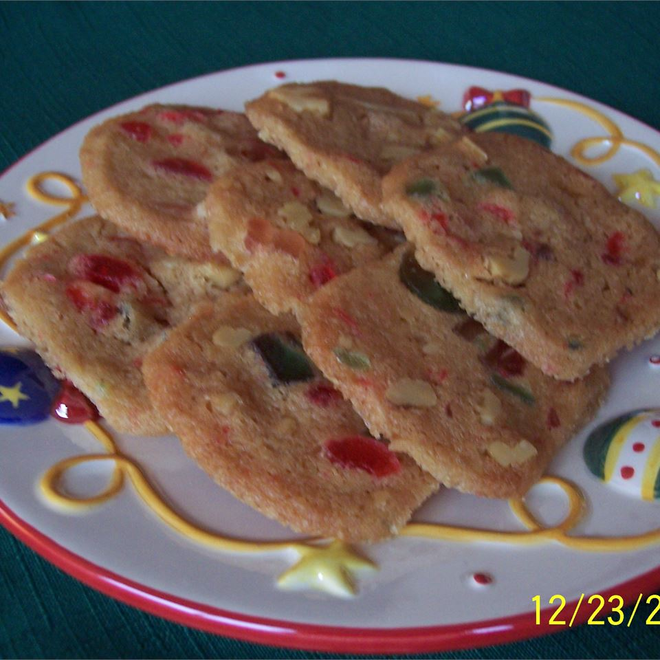 Fruit and Nut Shortbread Suzy