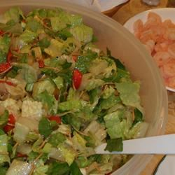 Yummy Bok Choy Salad Leigh Ann Rowan Kiraly