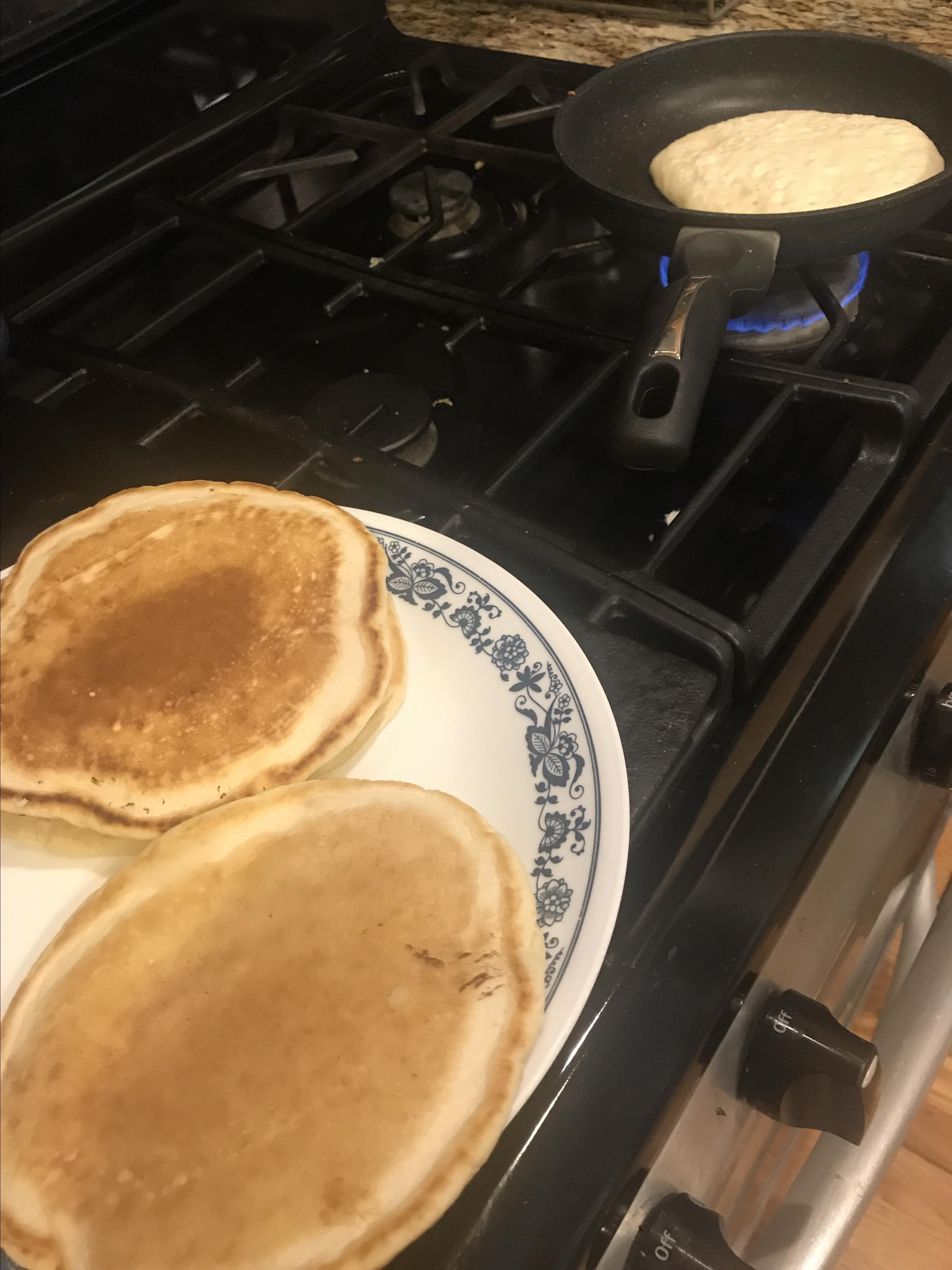 Vegan Pancakes Cristina