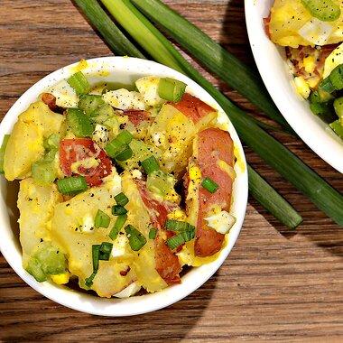 Easy Potato Salad Recipe Allrecipes