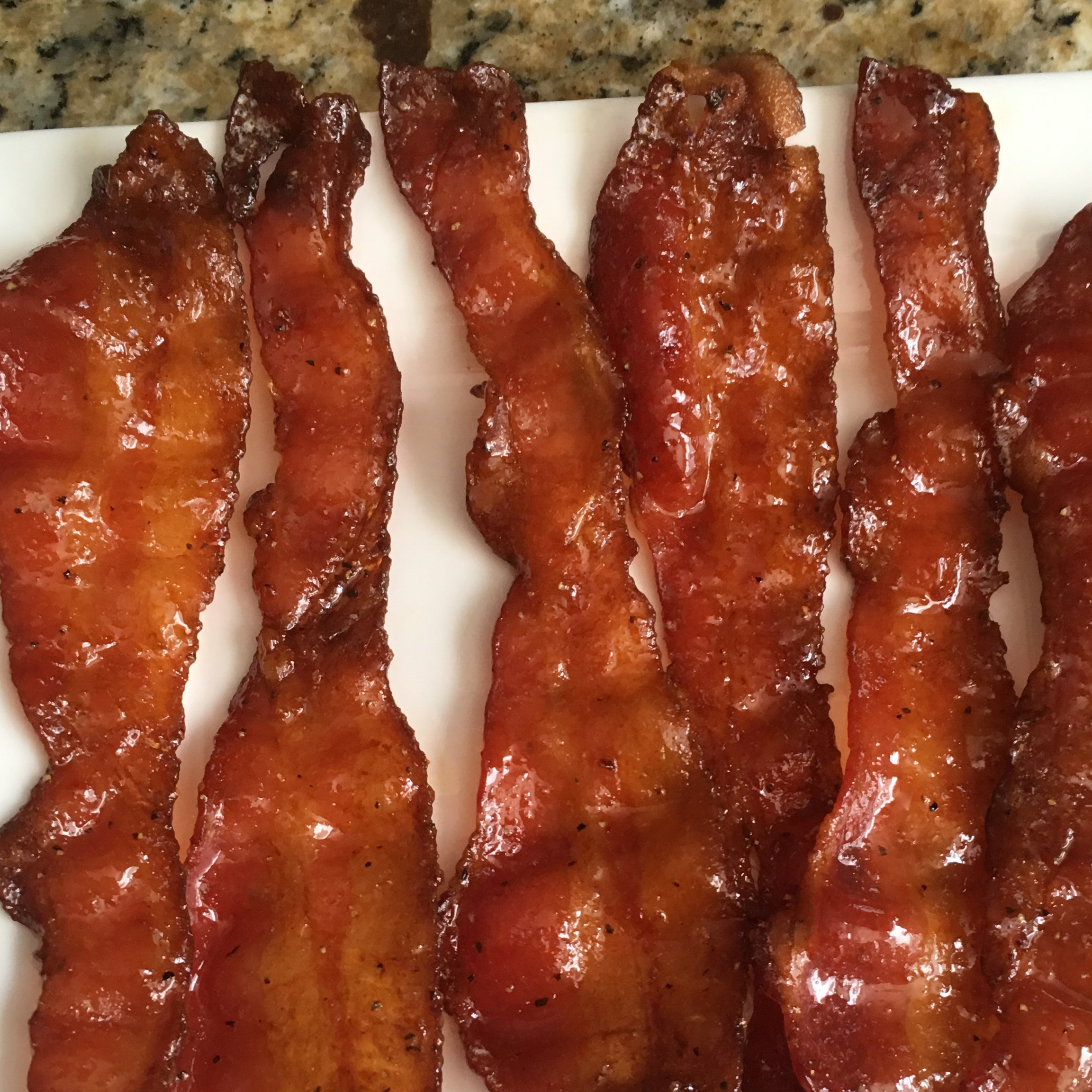 Candied Bacon Jschindin