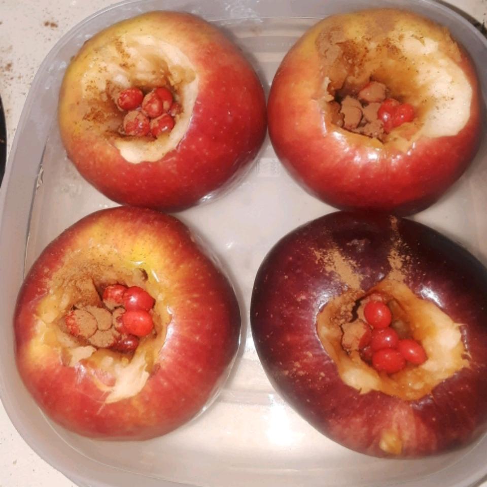 Red Hot Baked Apples Kathy Eller Richmond