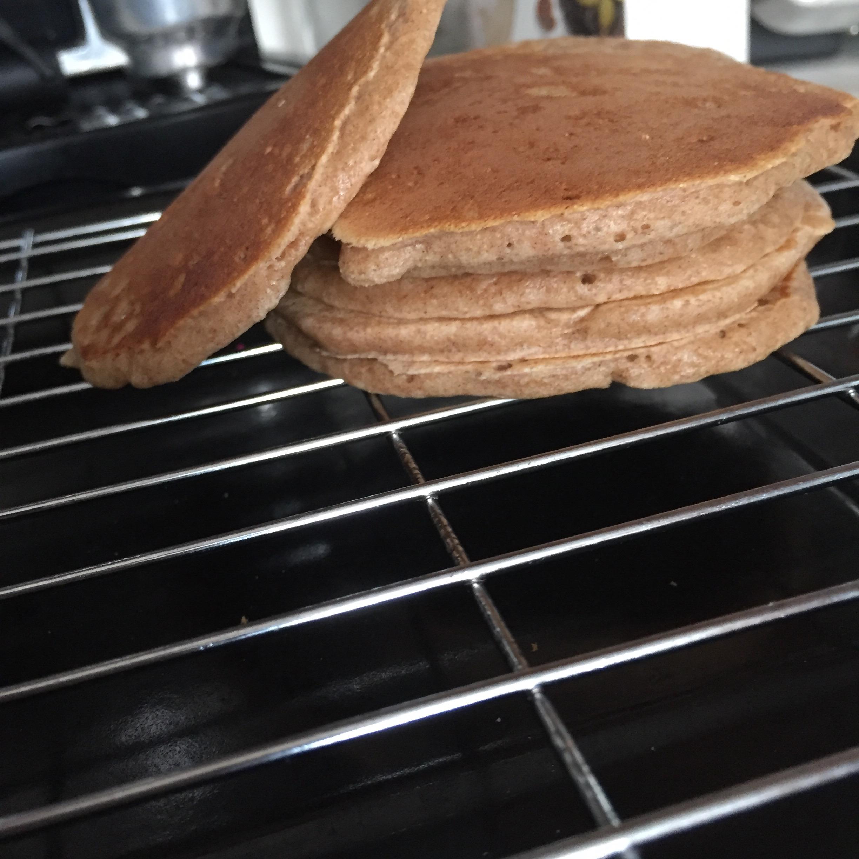 Fluffy Spelt Pancakes Rachel