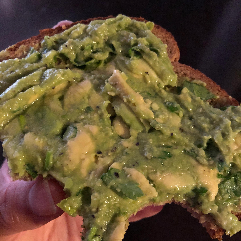 Avocado Toast (Vegan) andrea