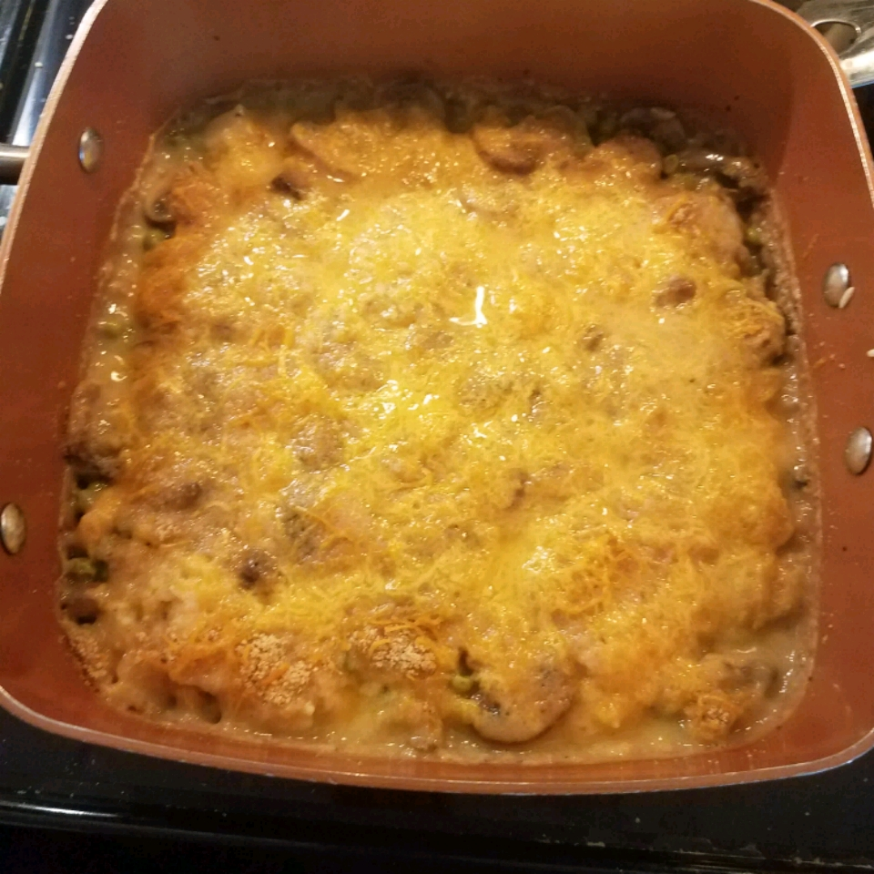 One Dish Chicken and Rice Bake Lindsey Grace