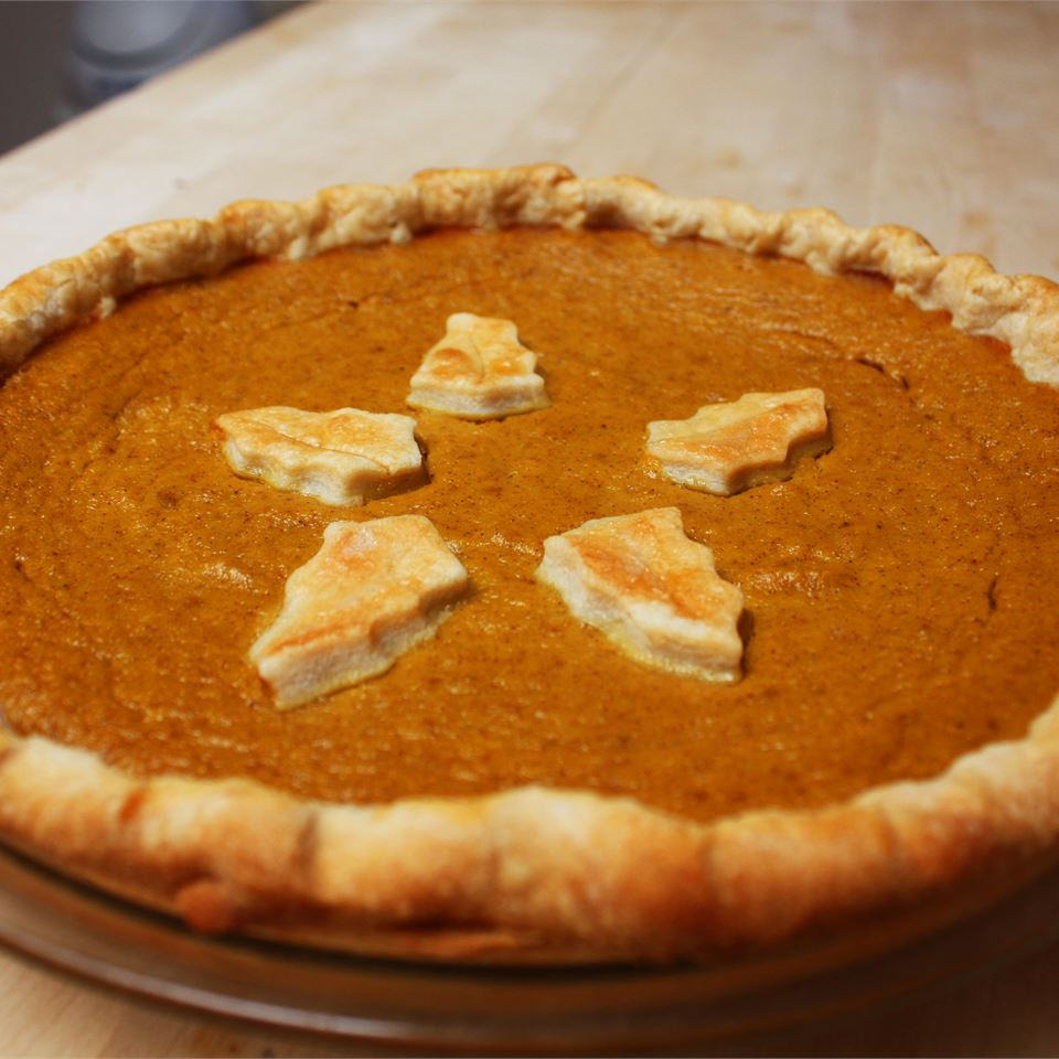 Pumpkin Pie Carla A.