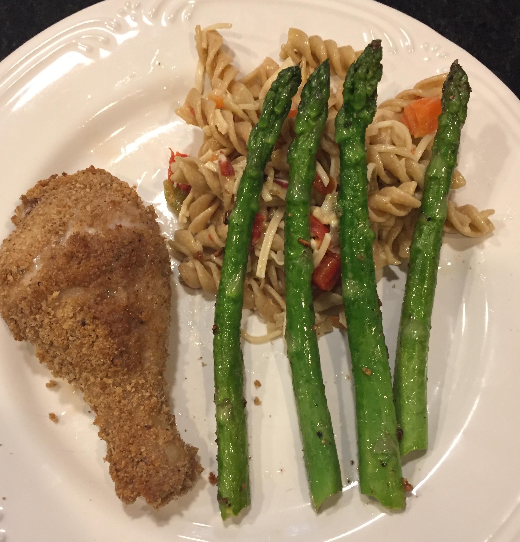 Oven Fried Chicken III