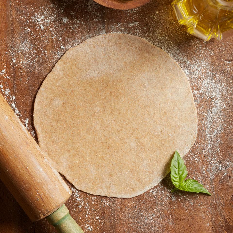 Whole-Wheat Individual Pizza Crusts Diabetic Living Magazine