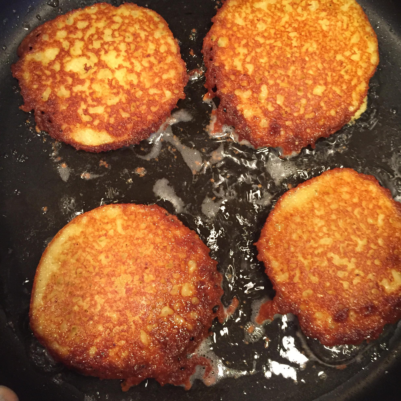 Easy Potato Pancakes Sue