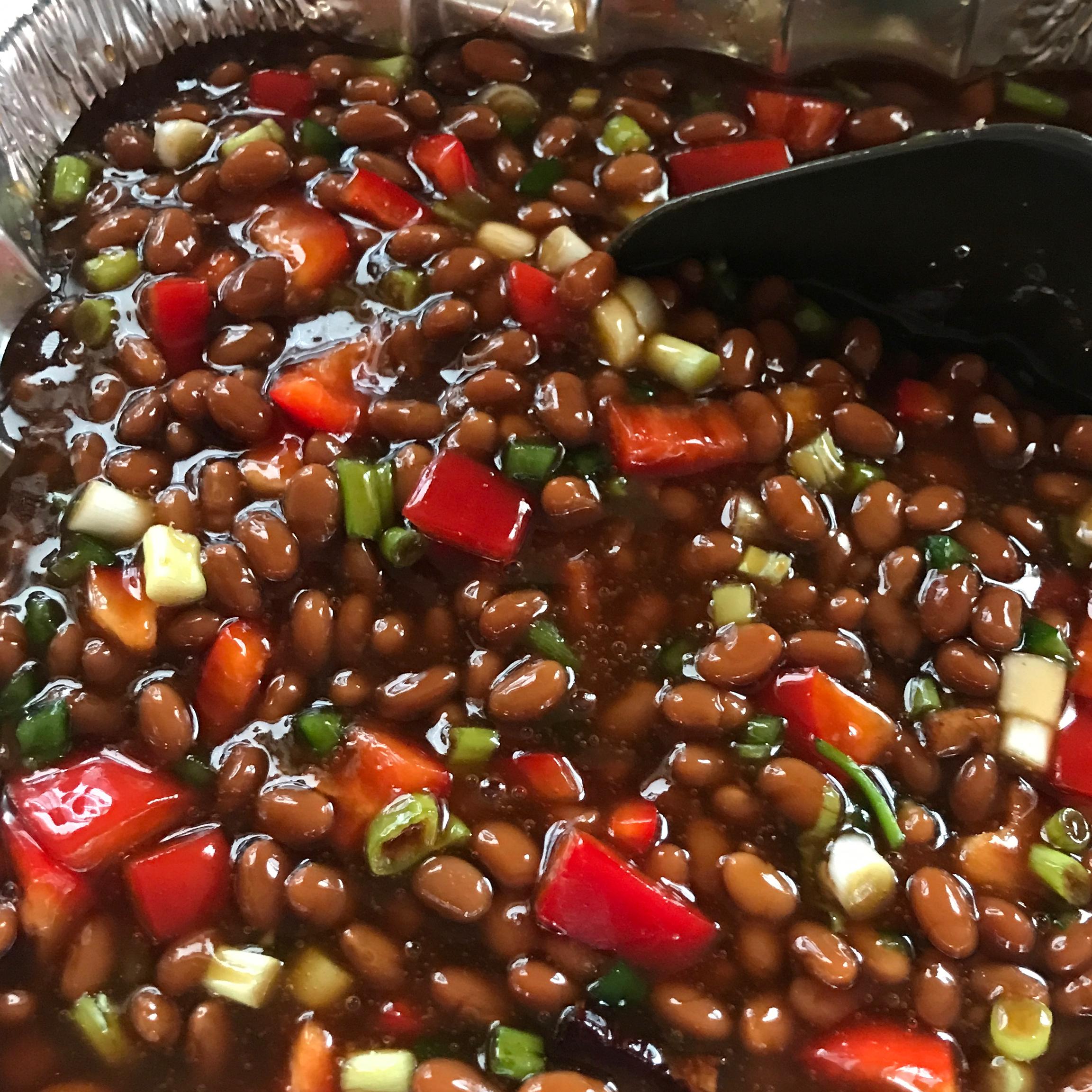 Texas Cowboy Baked Beans Elizabeth Seeley