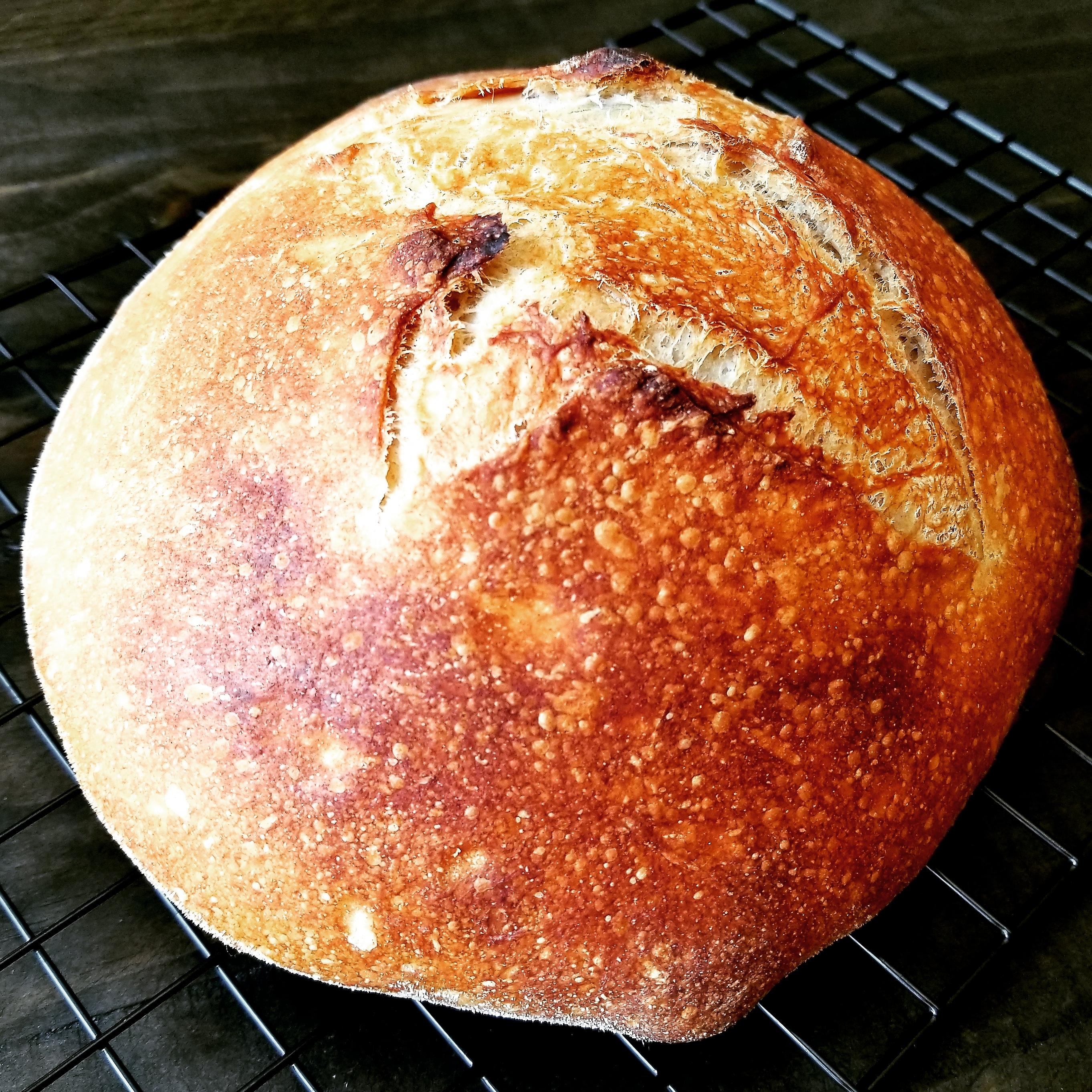 Chef John's Sourdough Bread Carson's Mommy