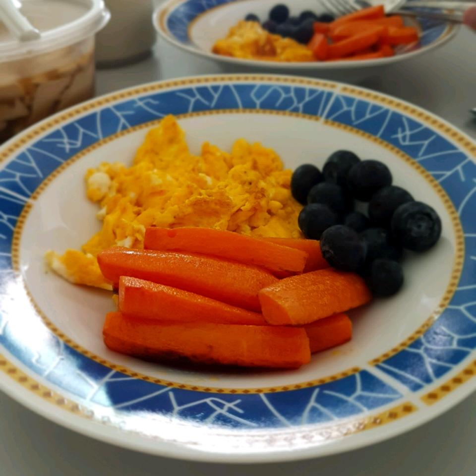 Lemon-Glazed Carrots Staci KY Tan