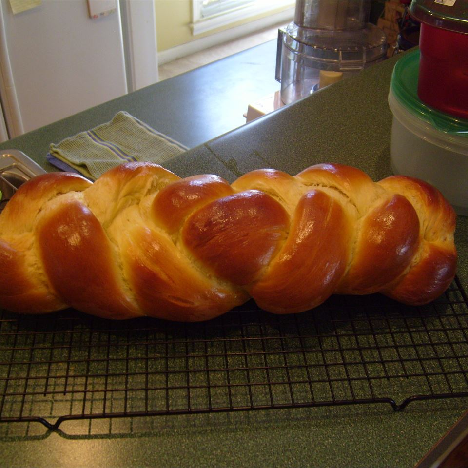 Bread Machine Challah II Sarah Dawkins