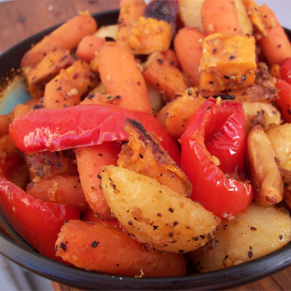 Absolutely Delicious Baked Root Vegetables NEWSAHMOM