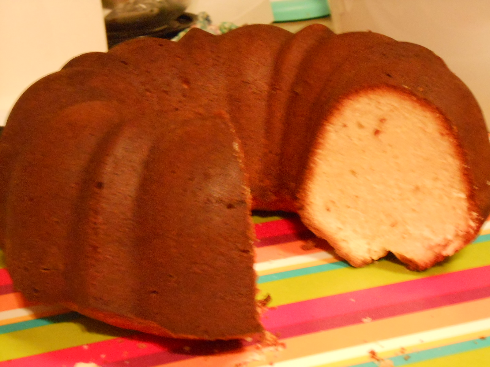 Cream Cheese Pound Cake III R. Smith