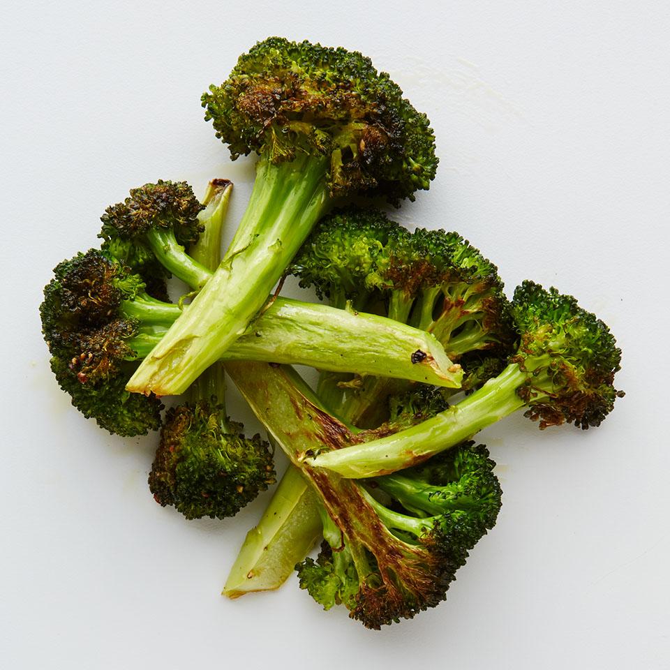 Roasted Broccoli Diabetic Living Magazine