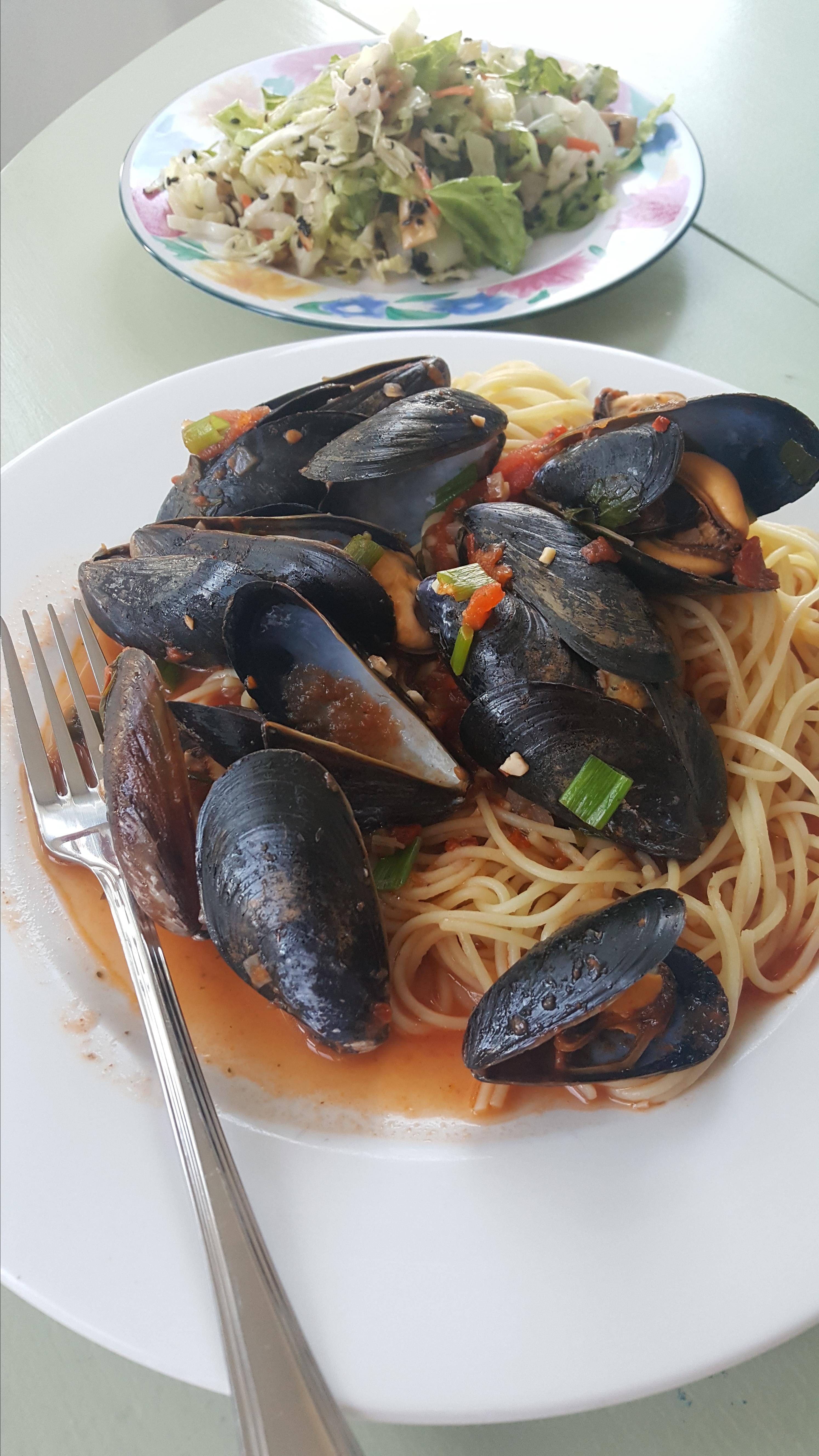 Love Mussels