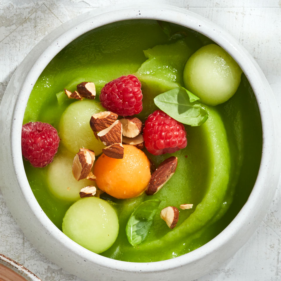 Honeydew Smoothie Bowl Julia Clancy