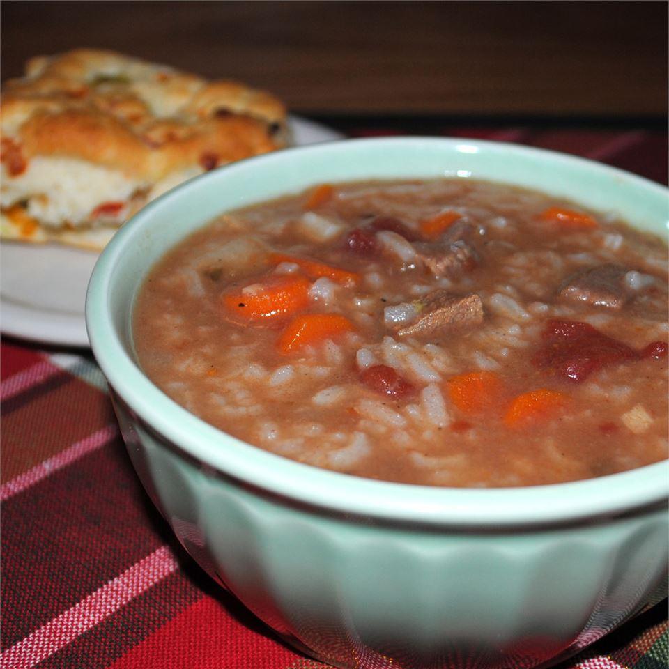 Caribou Soup