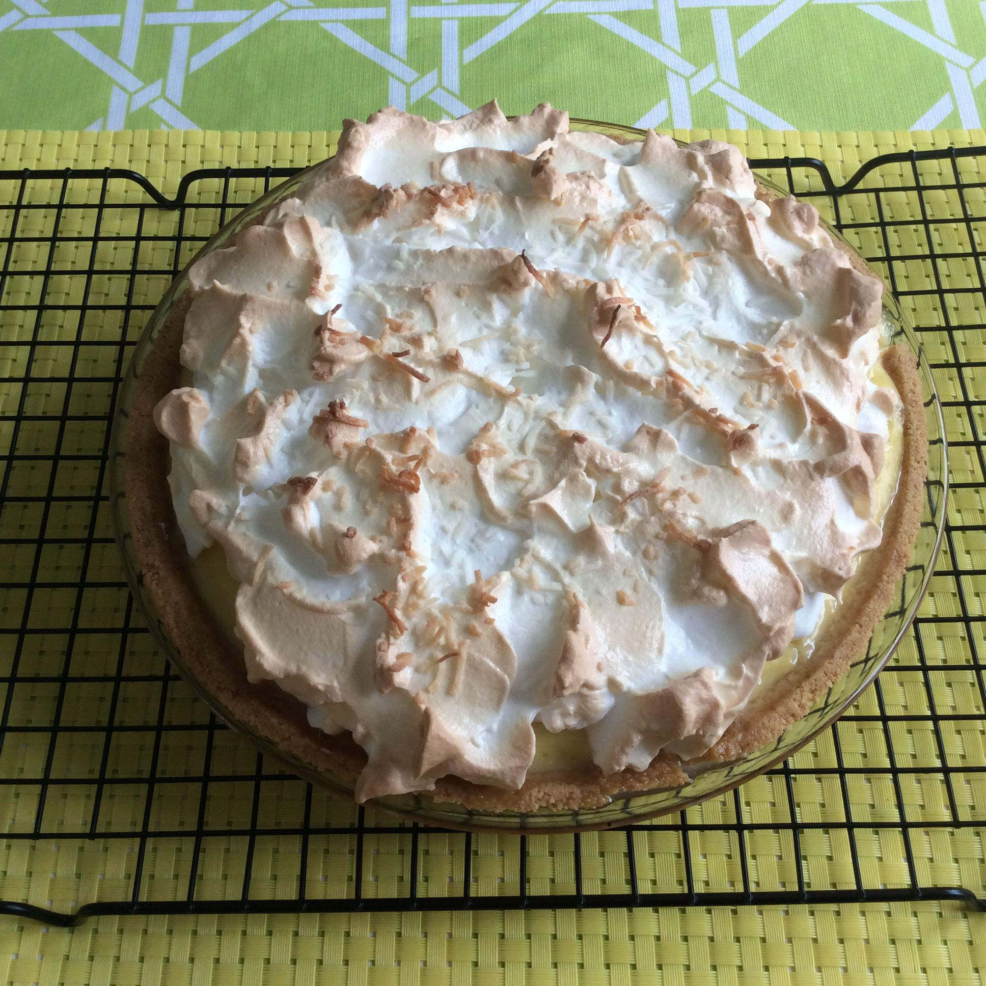 Coconut Cream Pie VI