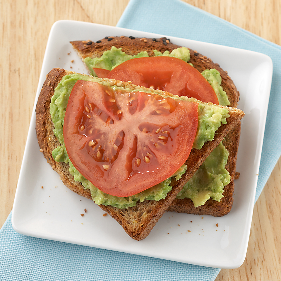 This delicious, quick-and-easy snack is packed with flavor, fiber and contains only 150 calories!