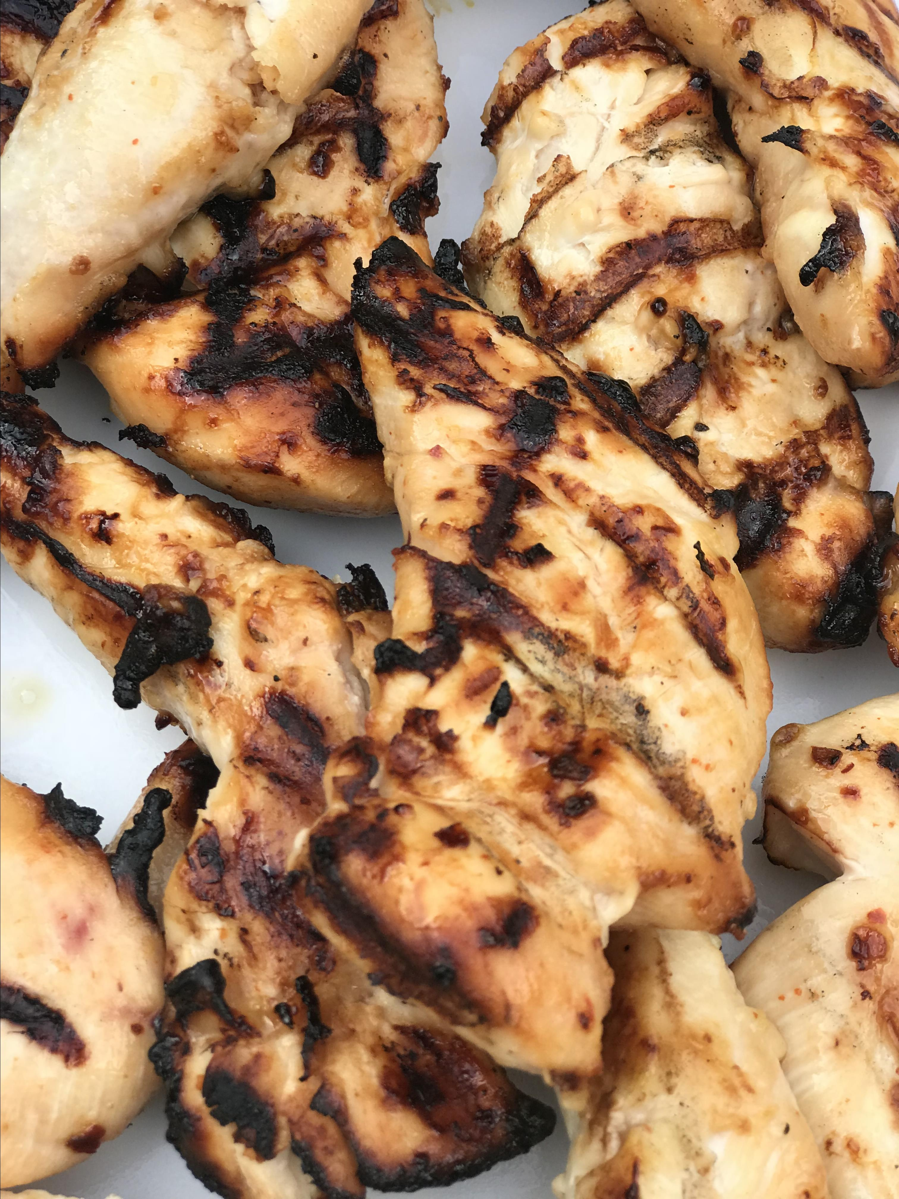 Honey Grilled Chicken MommaBean3