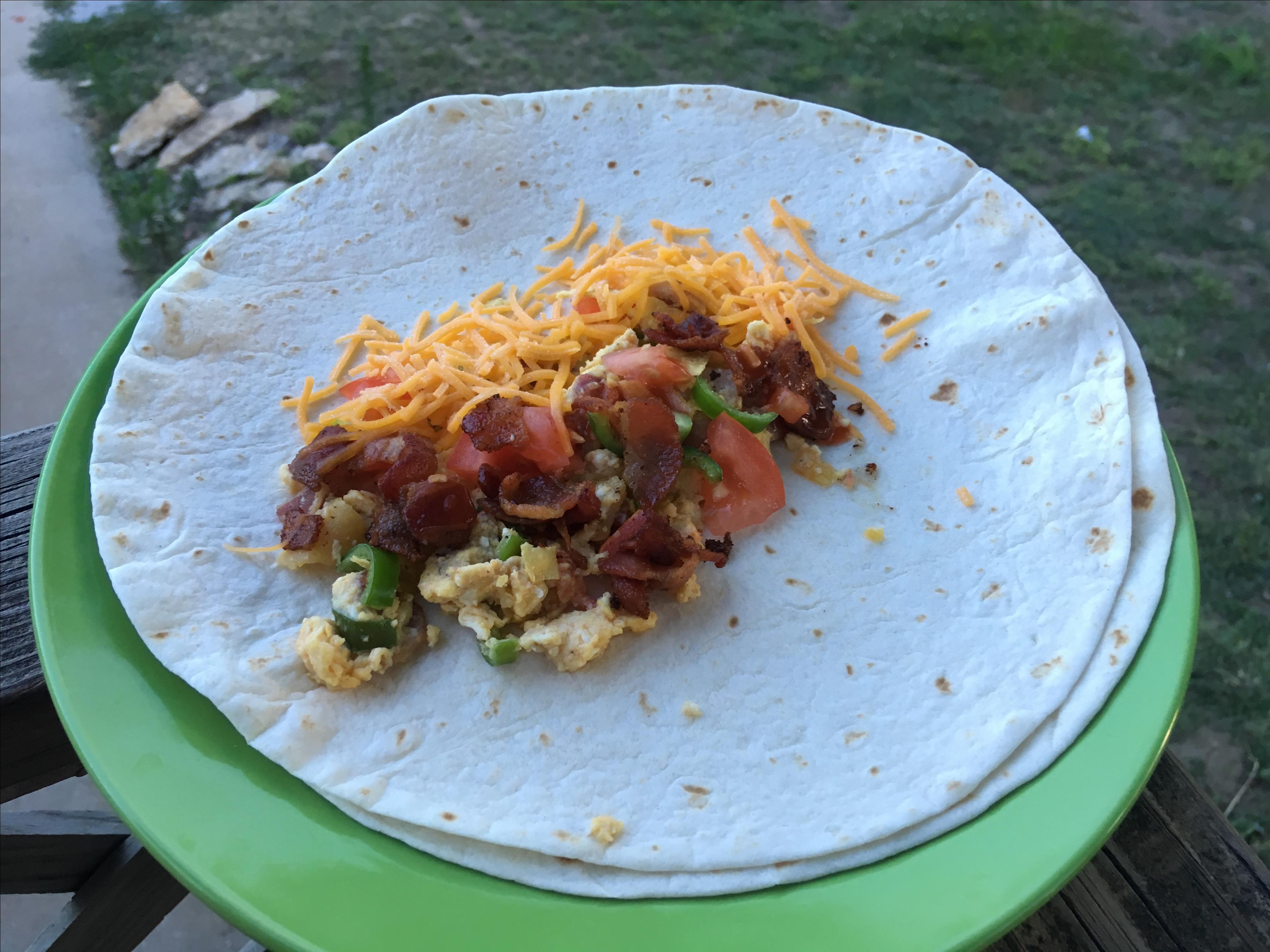 Mexican Lasagna Lite Jamie