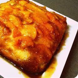 Cottage Pudding - Upside Down Cake