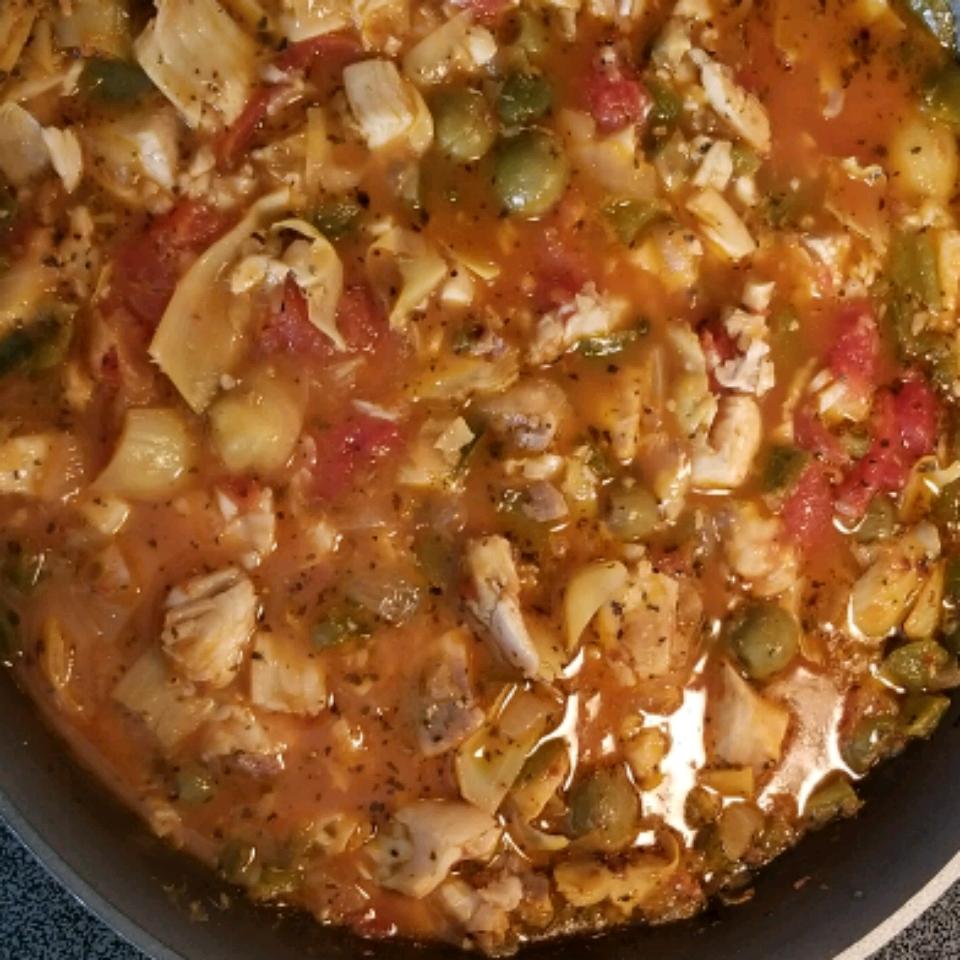 Turkish Fish Stew Bill Grubb