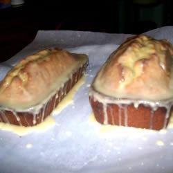 Poppy Seed Bread with Glaze