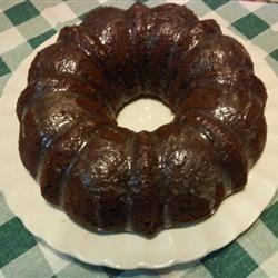 Festive Prune Cake Melanie