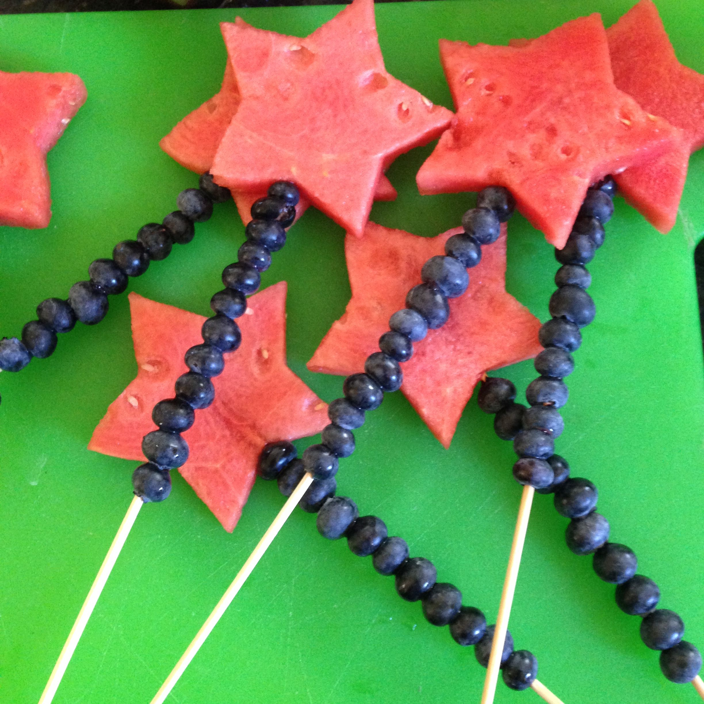 4th of July Fruit Kabobs AllrecipesPhoto