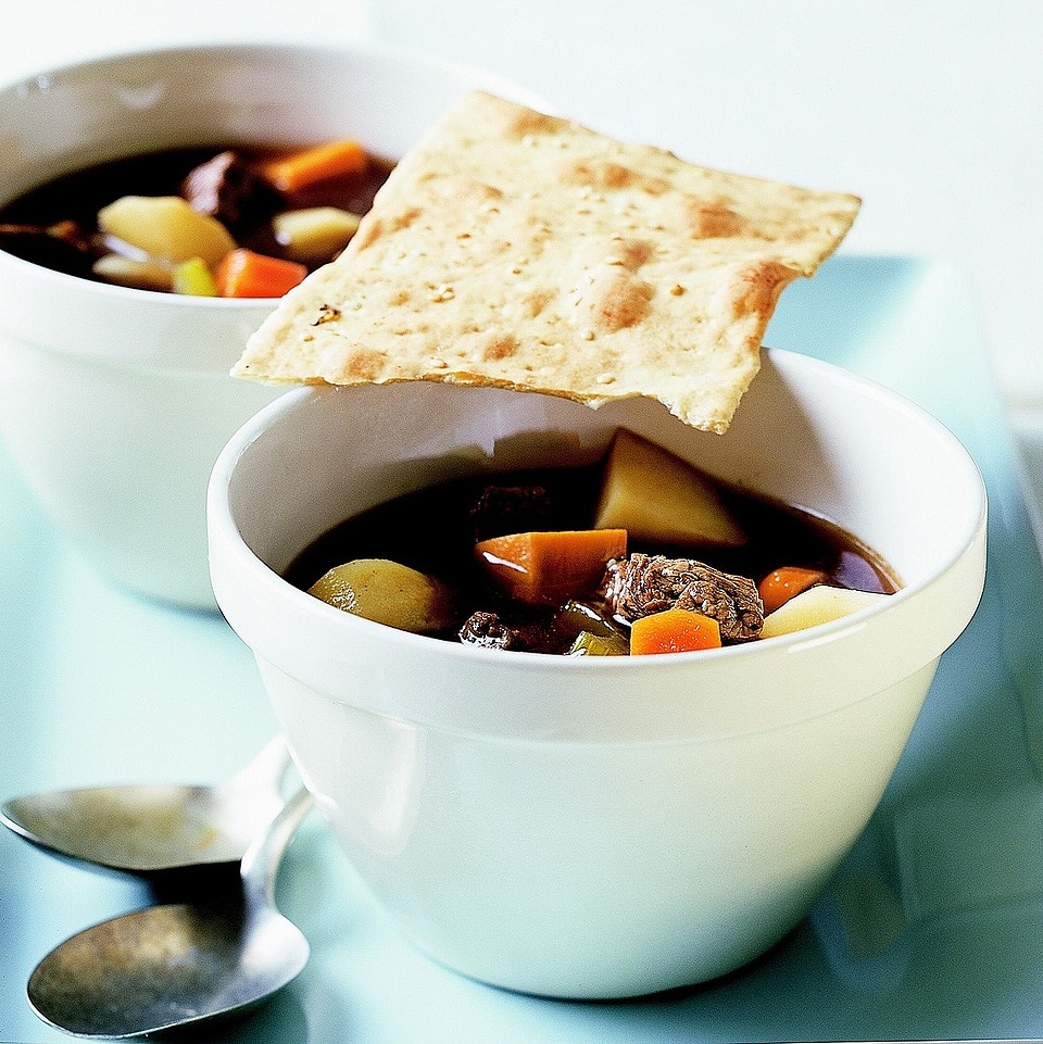 Beef Soup with Root Vegetables Diabetic Living Magazine