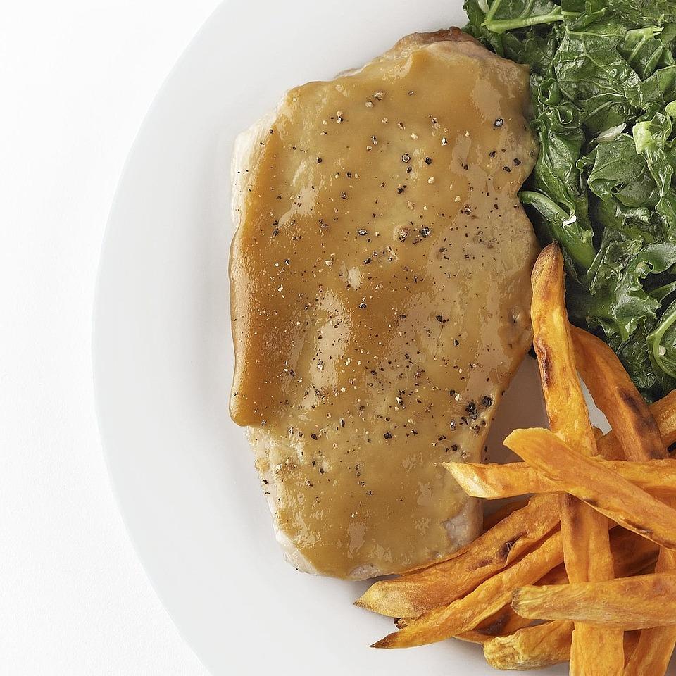 Baked Honey-Dijon Pork Chops Diabetic Living Magazine