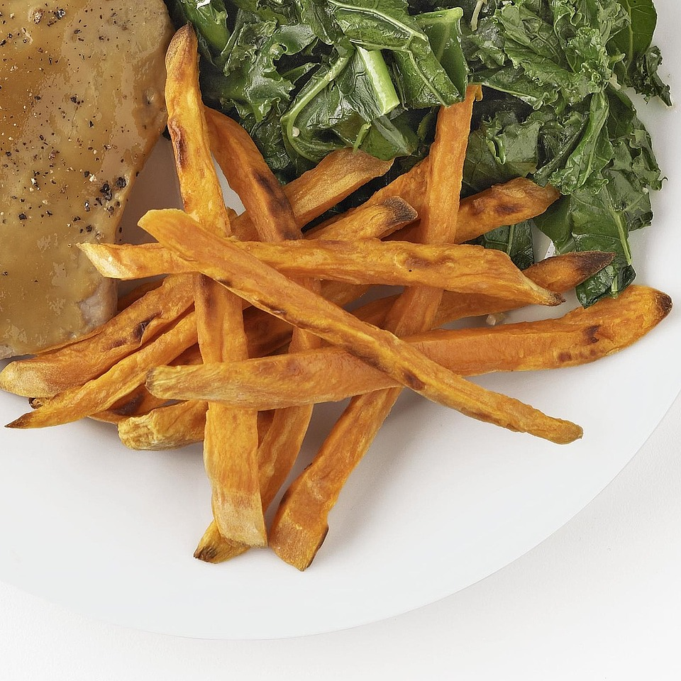 Baked Sweet Potato Fries Diabetic Living Magazine