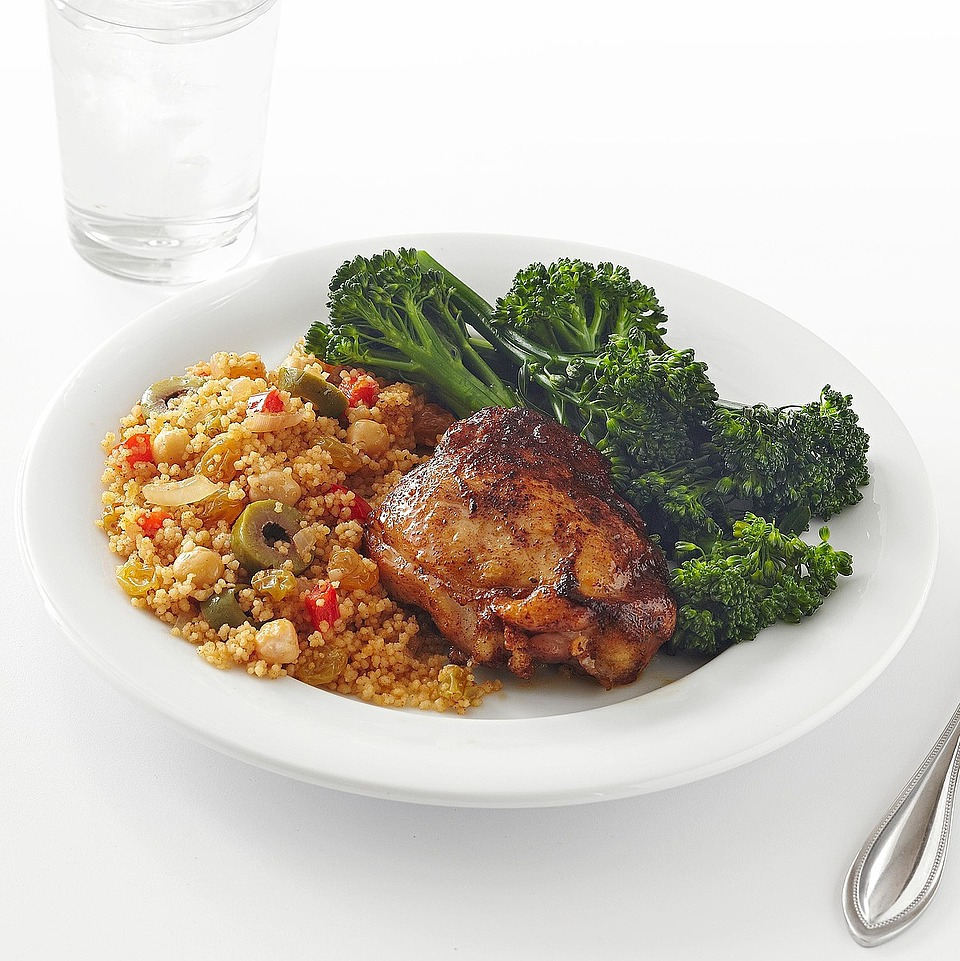 Moroccan Chicken Thighs Diabetic Living Magazine