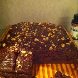 Chocolate Cherry Cake II
