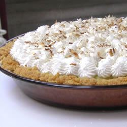Coconut Cream Pie II